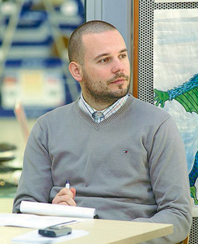 Štefko Bratkovič, lesarski tehnik, radijski moderator