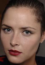 Trendi ličenja jesen/zima 2005 - tekoči eye liner, obroba oči