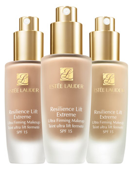 estee lauder resilience lift extreme teko i puder. Black Bedroom Furniture Sets. Home Design Ideas