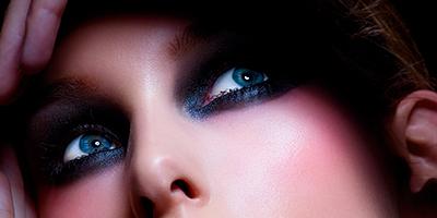 Ličenje oči - smoky eyes
