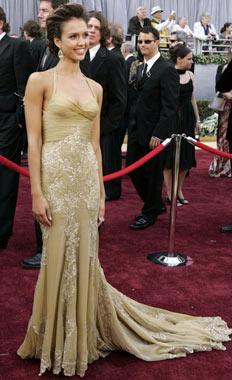 Oskarji 2006 Jessica Alba