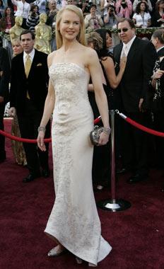 Oskarji 2006 Nicole Kidman