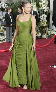 Oskarji 2006 Jennifer Lopez