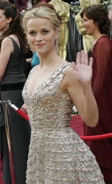 Oskarji 2006 Reese Witherspoon
