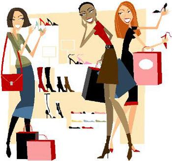 Smotrno nakupovanje oblačil