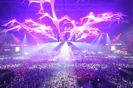 Sensation White 2007 - Amsterdam