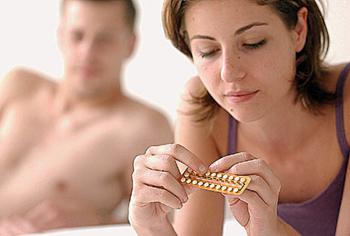 Kontracepcijske tablete vplivajo na izbiro partnerja