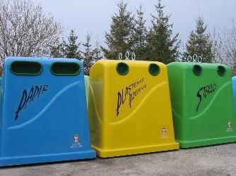 ločevanje odpadkov