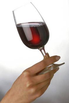Rdeče vino deluje intenzivno protivnetno
