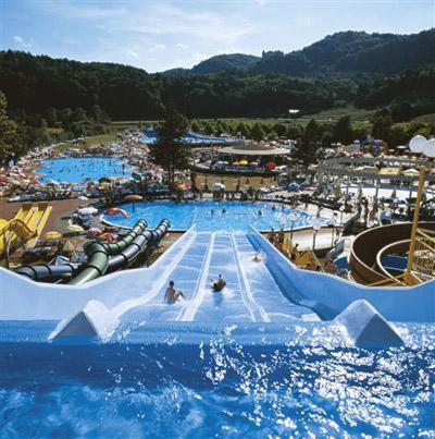 Terme Olimia - termalni park Aqualuna