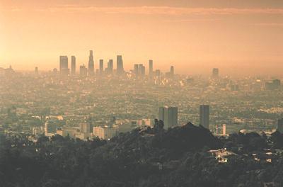 ozon, onesnaženost, smog