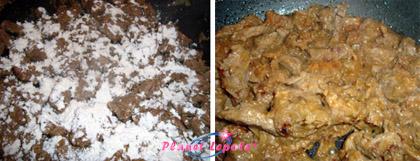 Recept: Domač goveji golaž