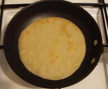 Palačinke brez glutena, jajc in mlečnih izdelkov