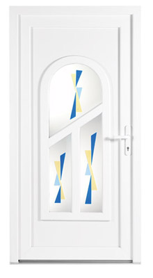 Dural vrata Verona Tris