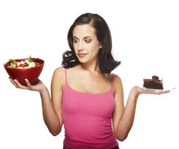 pravilna izbira hrane