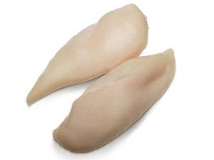 piščancja prsa brez kože