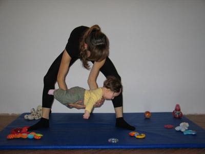 vadba z otrokom